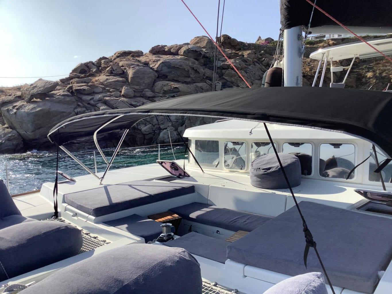 יאכטה Lagoon 500 - סטרים יאכטות