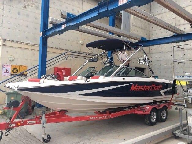 סירת סקי MASTERCRAFT X45 - סטרים יאכטות
