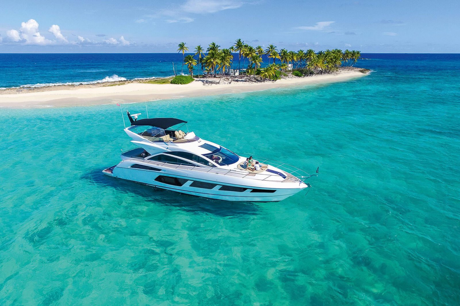 Vacation on a yacht - a new way to go on vacation - Stream Yachts