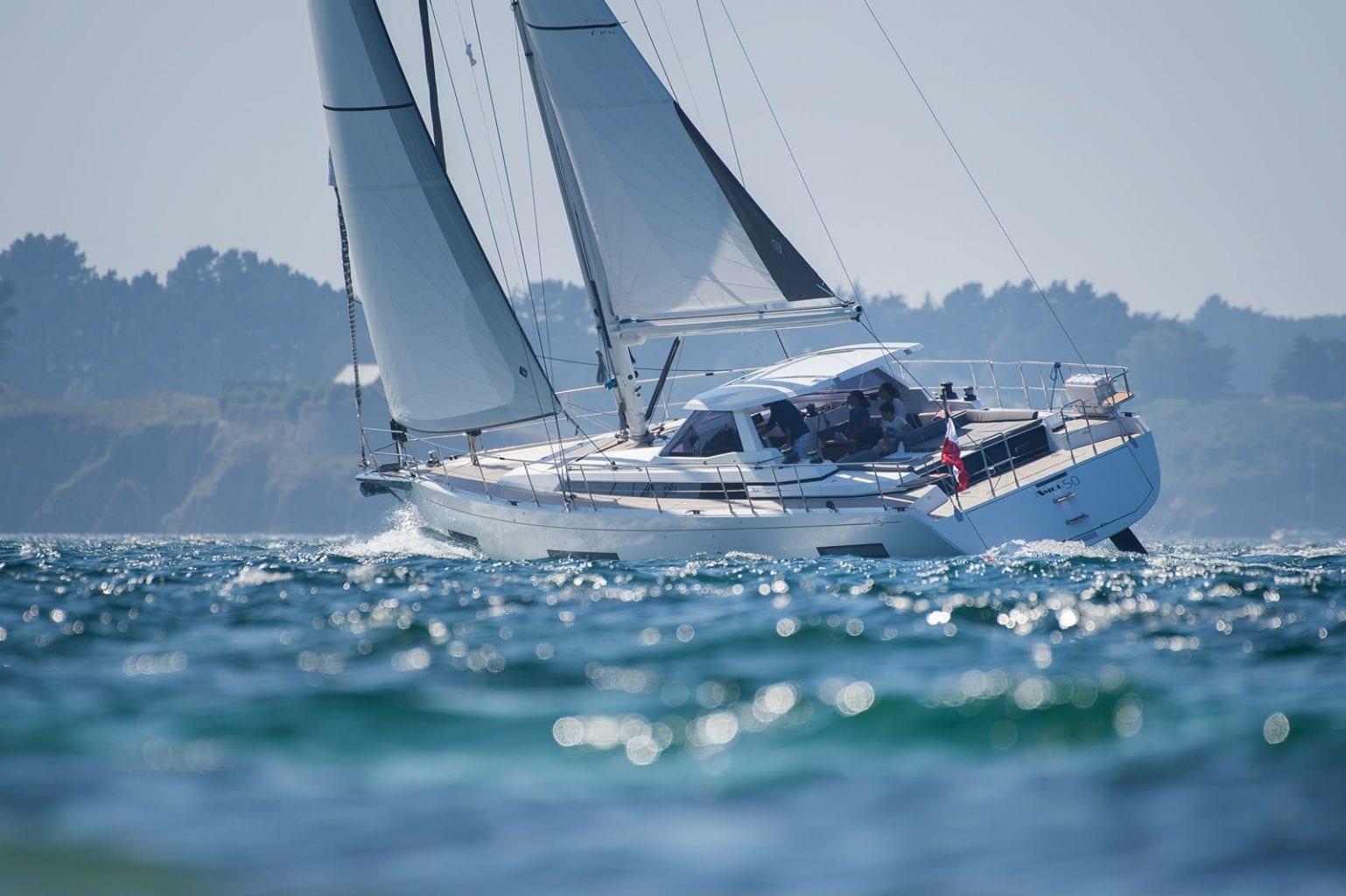 Sailing Yachts - Stream Yachts