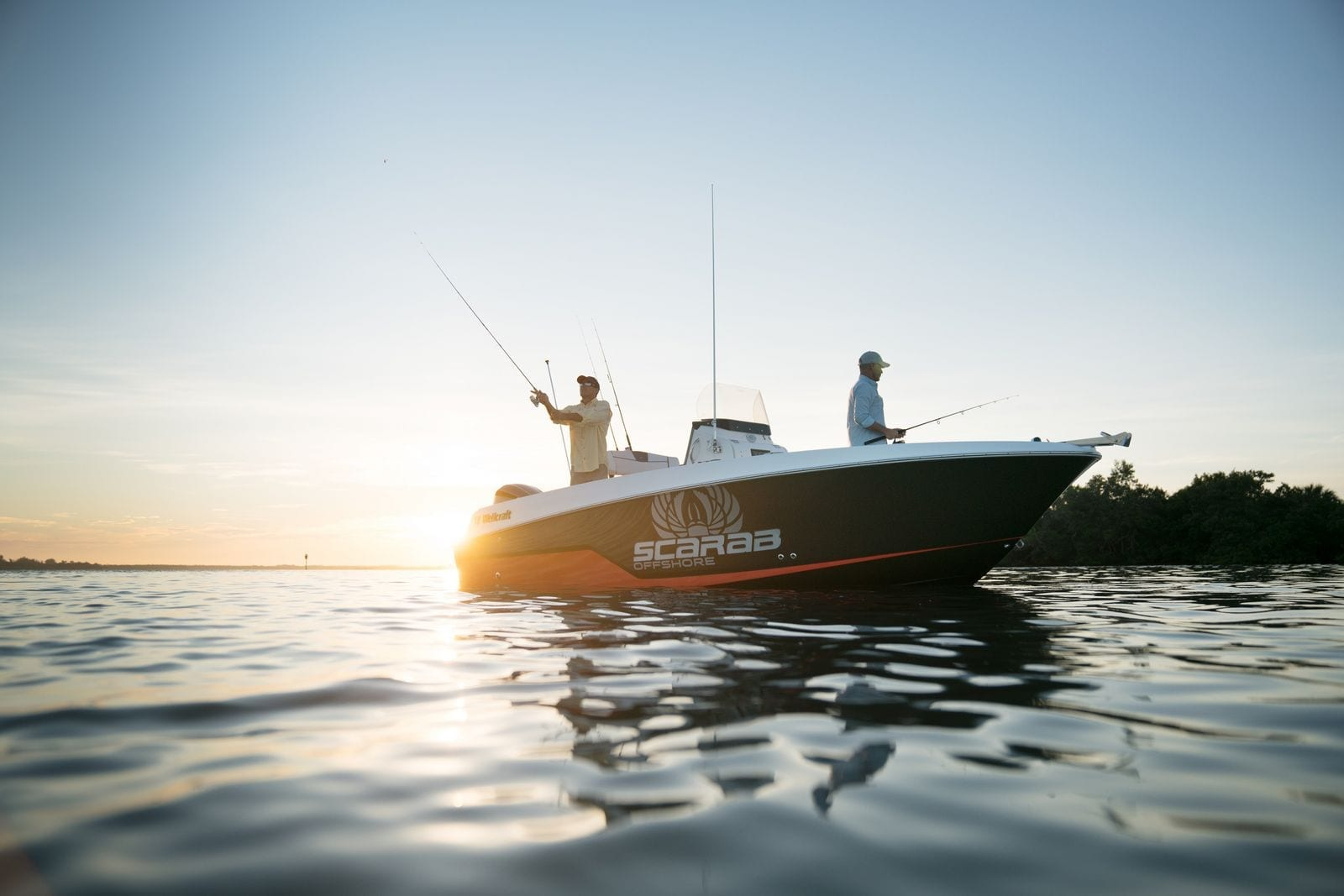 Fishing Boats - Stream Yachts