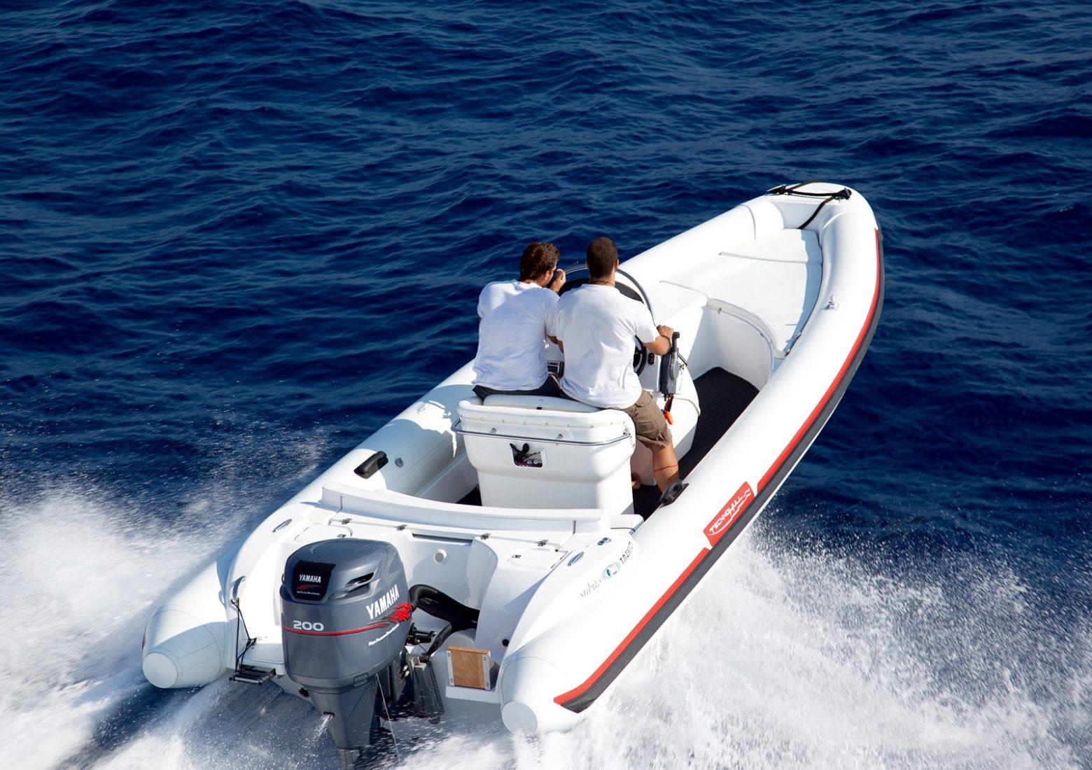 סירה חצי קשיחה TECHNOHULL SEADRUG 688 סטרים יאכטות - סירה חצי קשיחה TECHNOHULL seaDRUG 688 - סטרים יאכטות