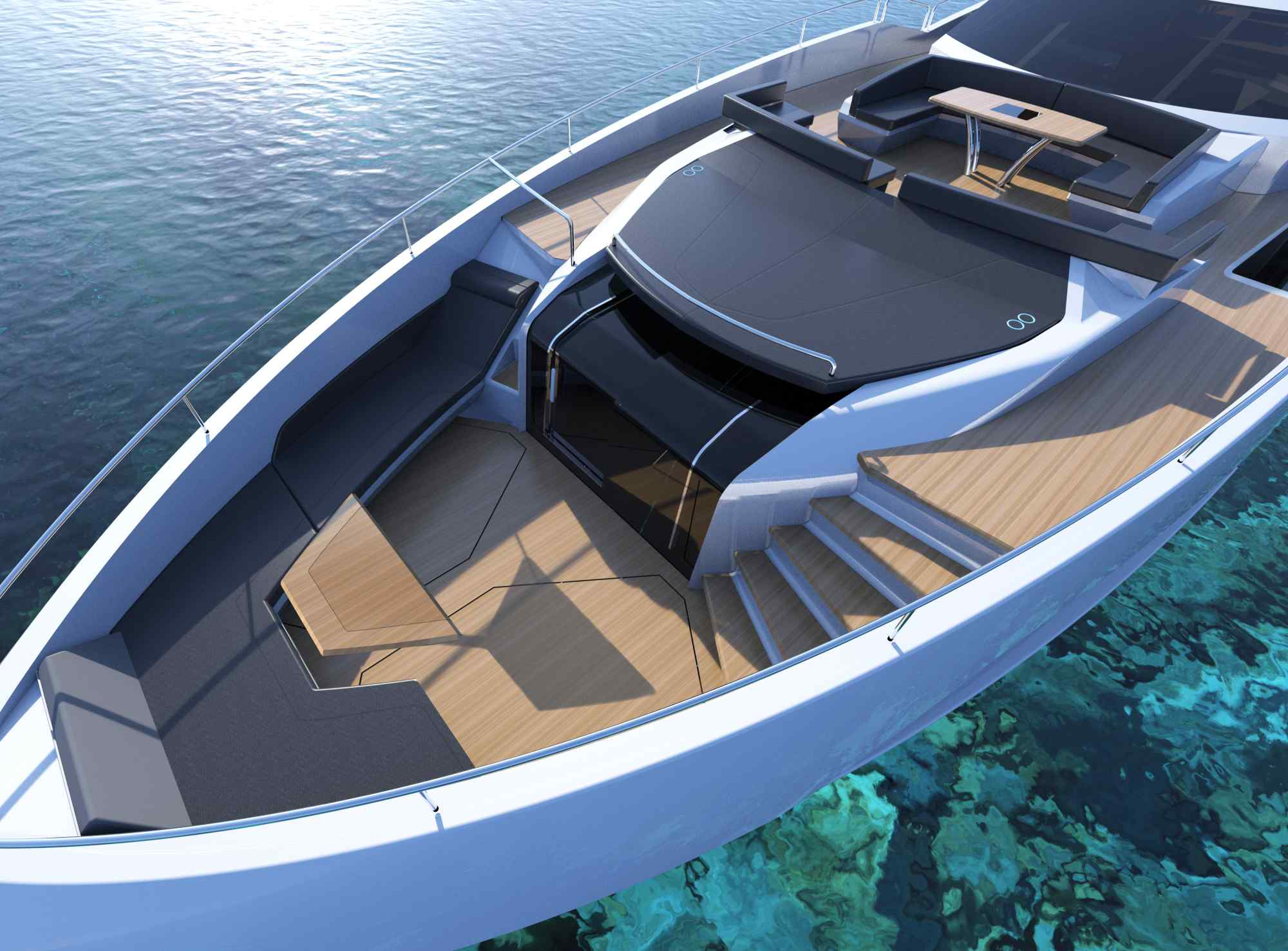 sunseeker yacht 100 new model