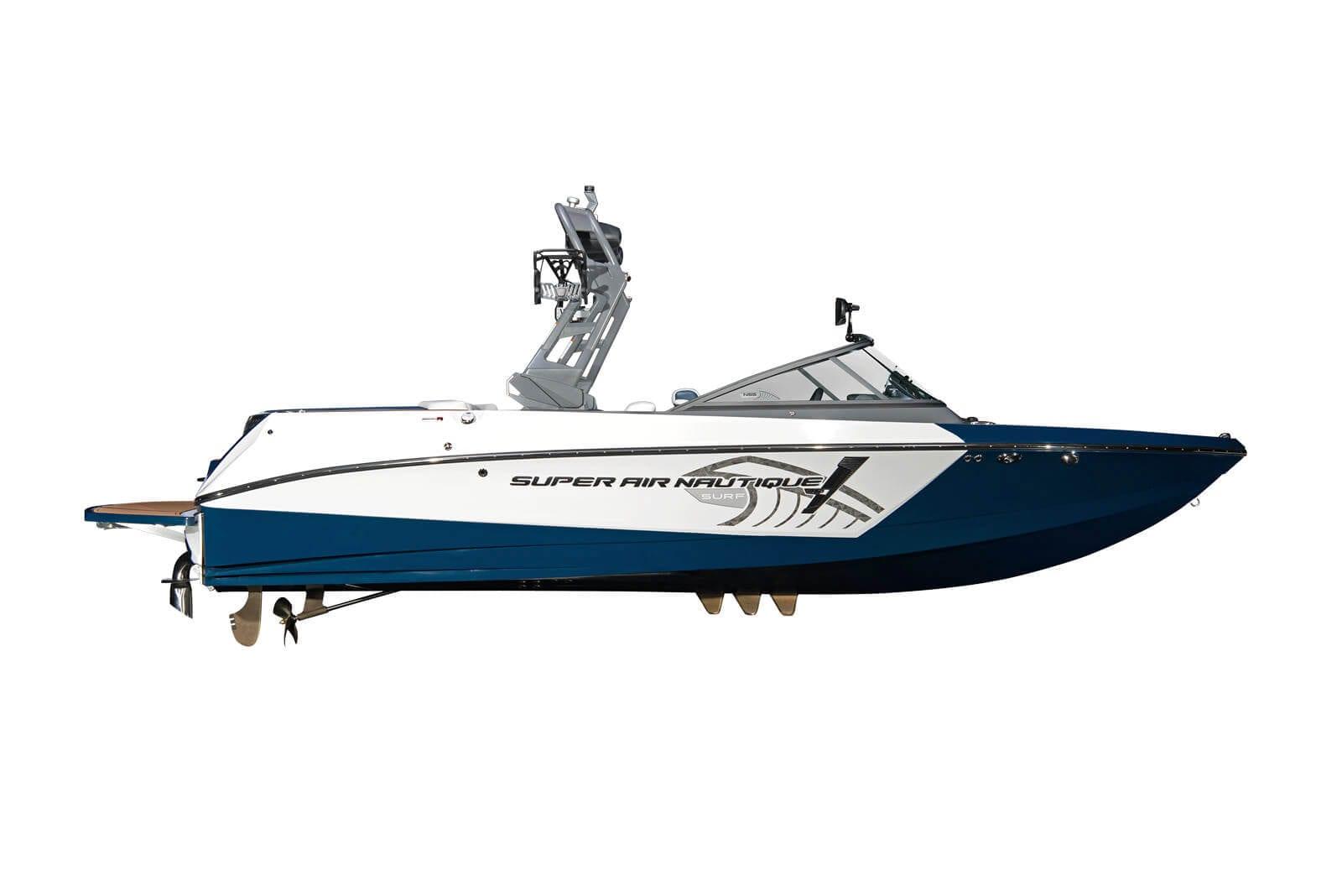 סירת ספורט - וויקסרף וויקבורד NAUTIQUE 210 - סטרים יאכטות