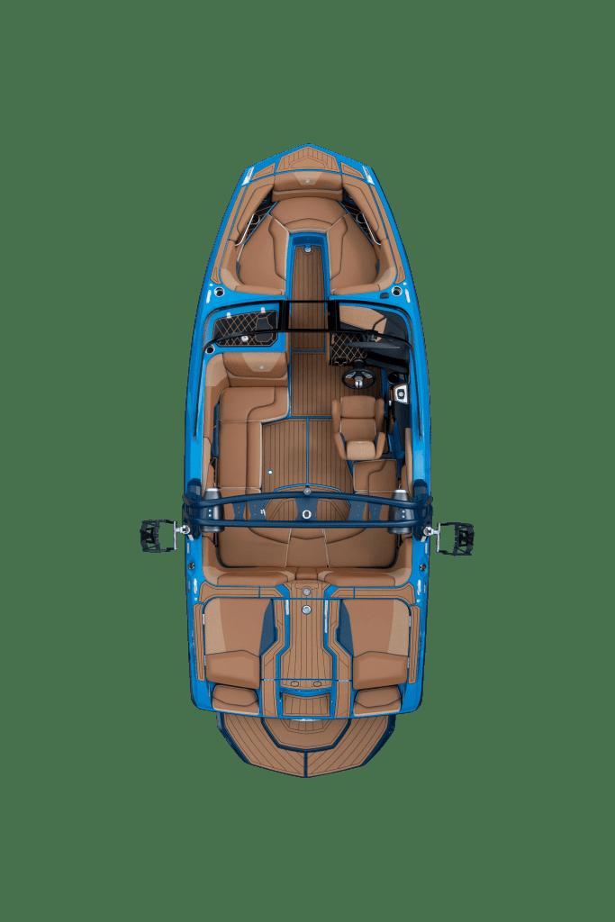 סירת ספורט וויקסרף וויקבורד וסקי NAUTIQUE GS20 - סטרים יאכטות