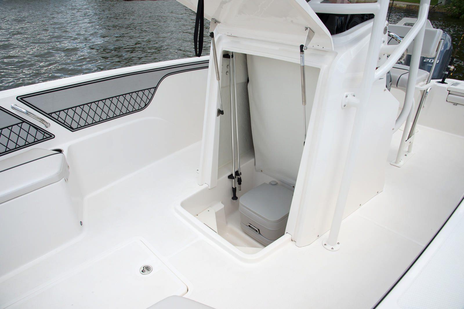 סירת דייג Wellcraft Fisherman 202 - סטרים יאכטות
