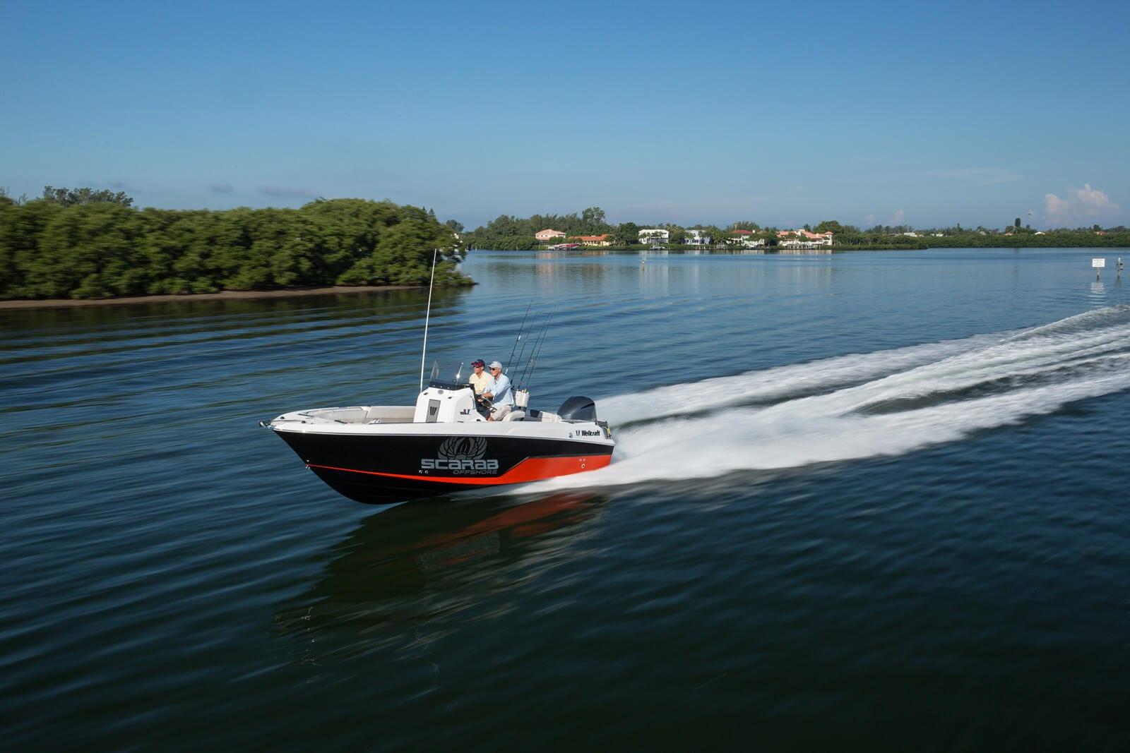 Wellcraft Fisherman 222 - Stream Yachts