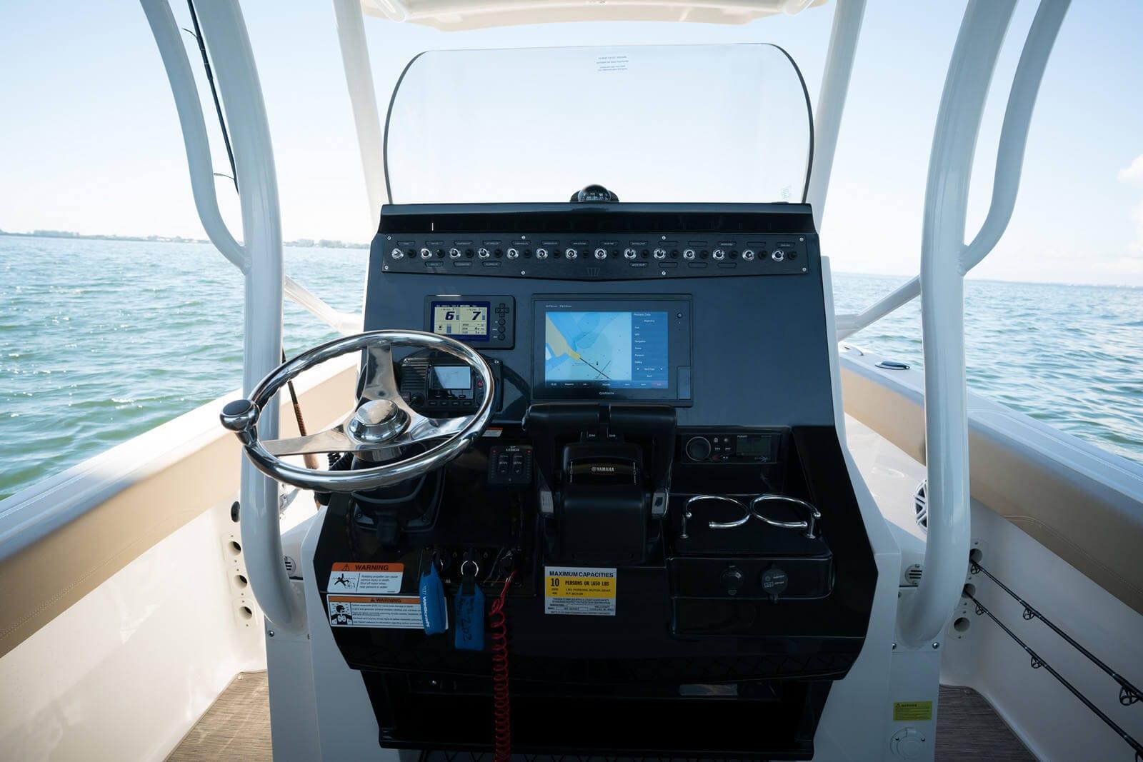 סירת דייג Wellcraft Fisherman 242 - סטרים יאכטות
