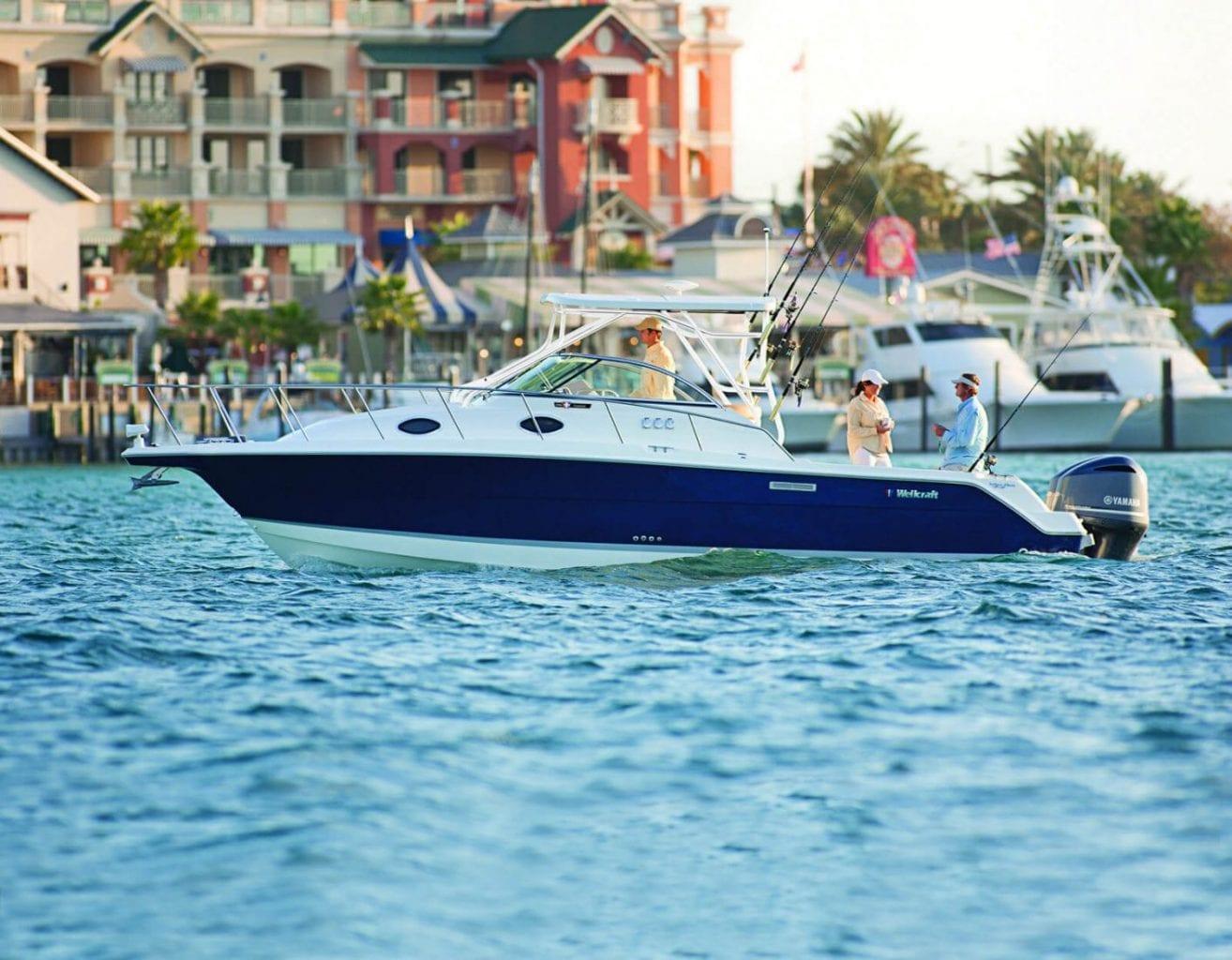 Wellcraft Coastal 290 - Stream Yachts