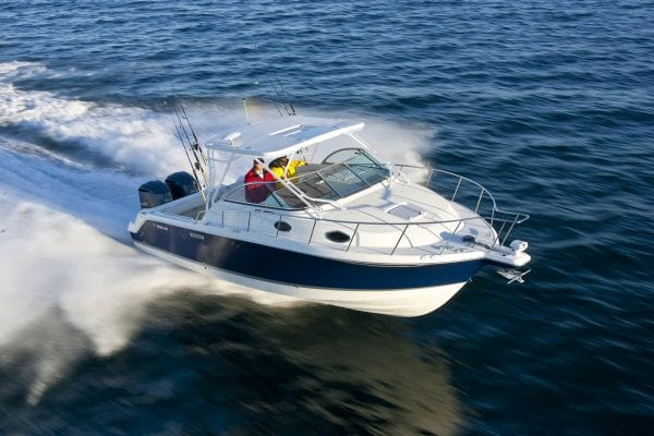 סירת דייג Wellcraft Coastal 290