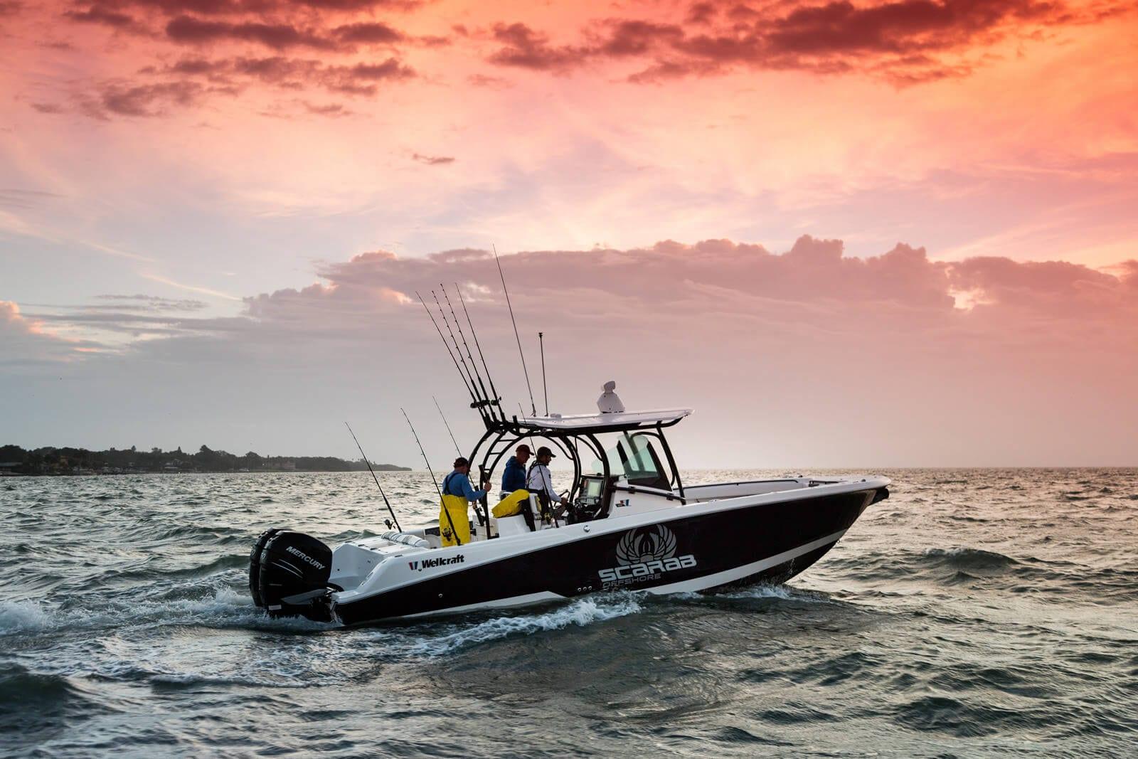 Wellcraft Fisherman 302 - Stream Yachts
