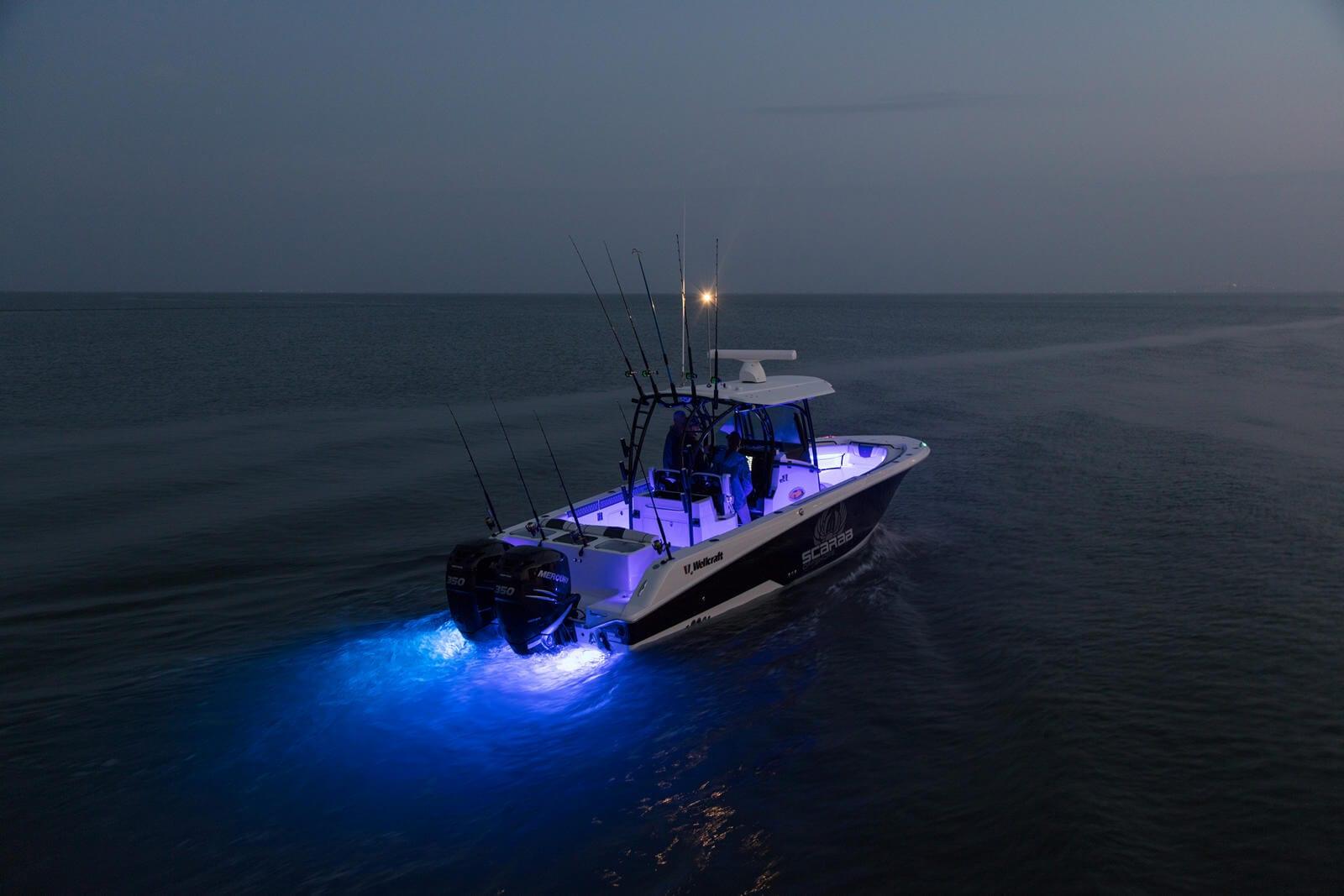 סירת דייג Wellcraft Fisherman 302 - סירת דייג Wellcraft Fisherman 302 - סטרים יאכטות