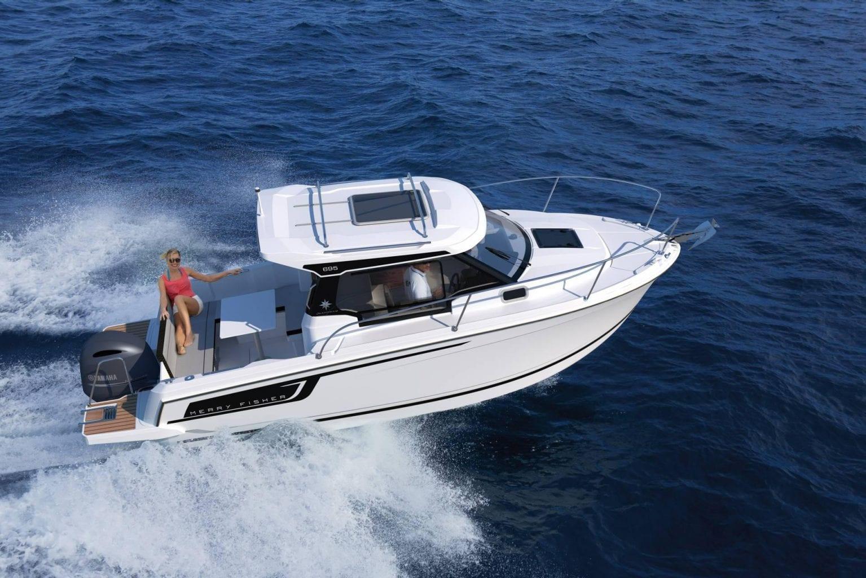 סירת מנוע JEANNEAU MERRY FISHER 695 - סטרים יאכטות