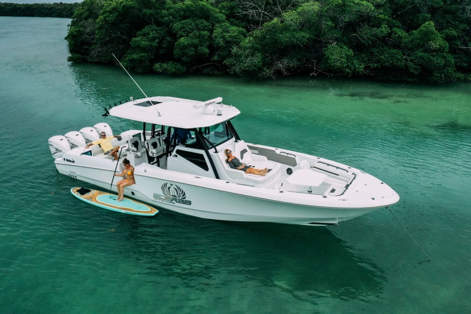 Fishing Boat - Wellcraft Fisherman 402 - Stream Yachts