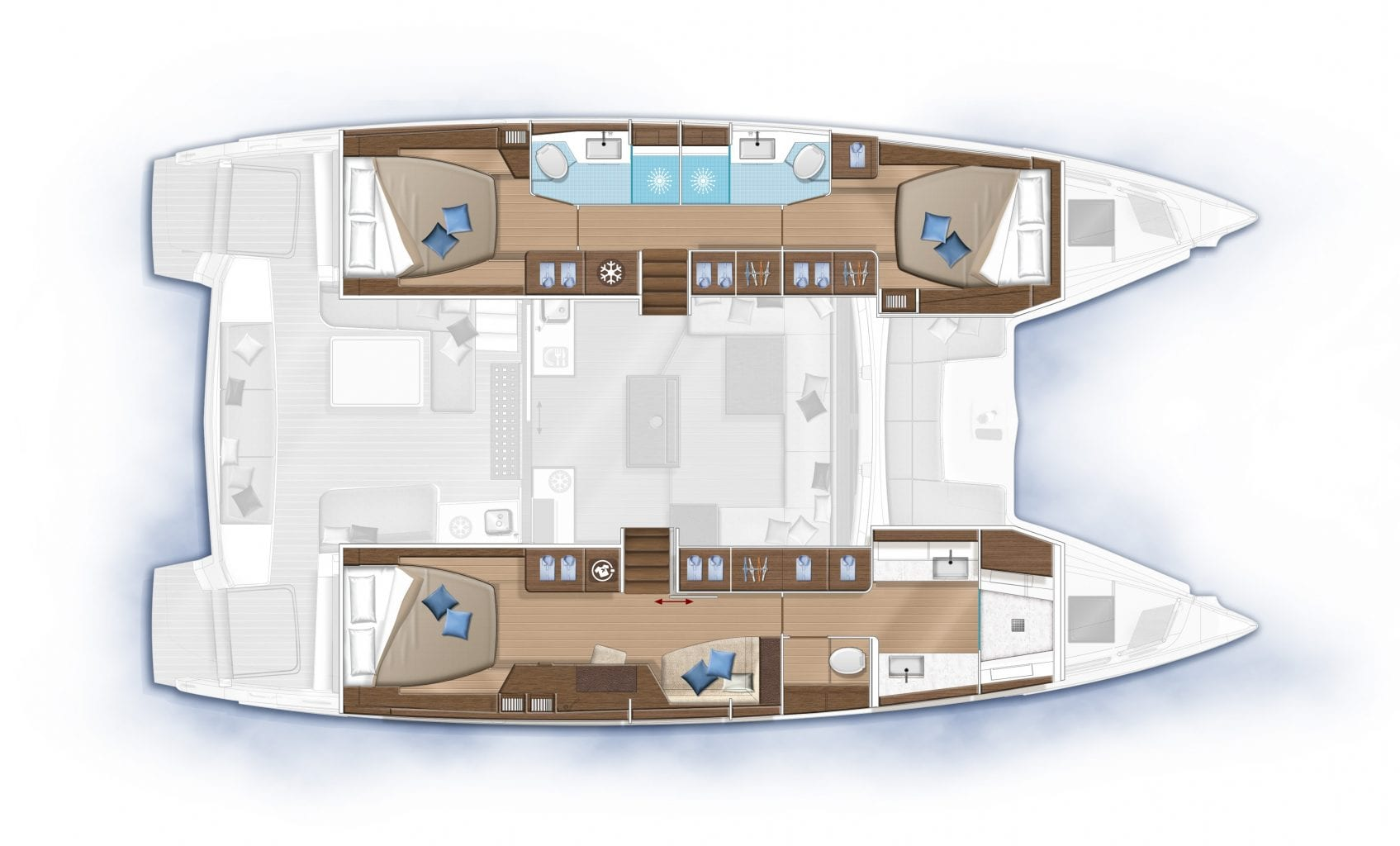 LAGOON 50 - Stream Yachts