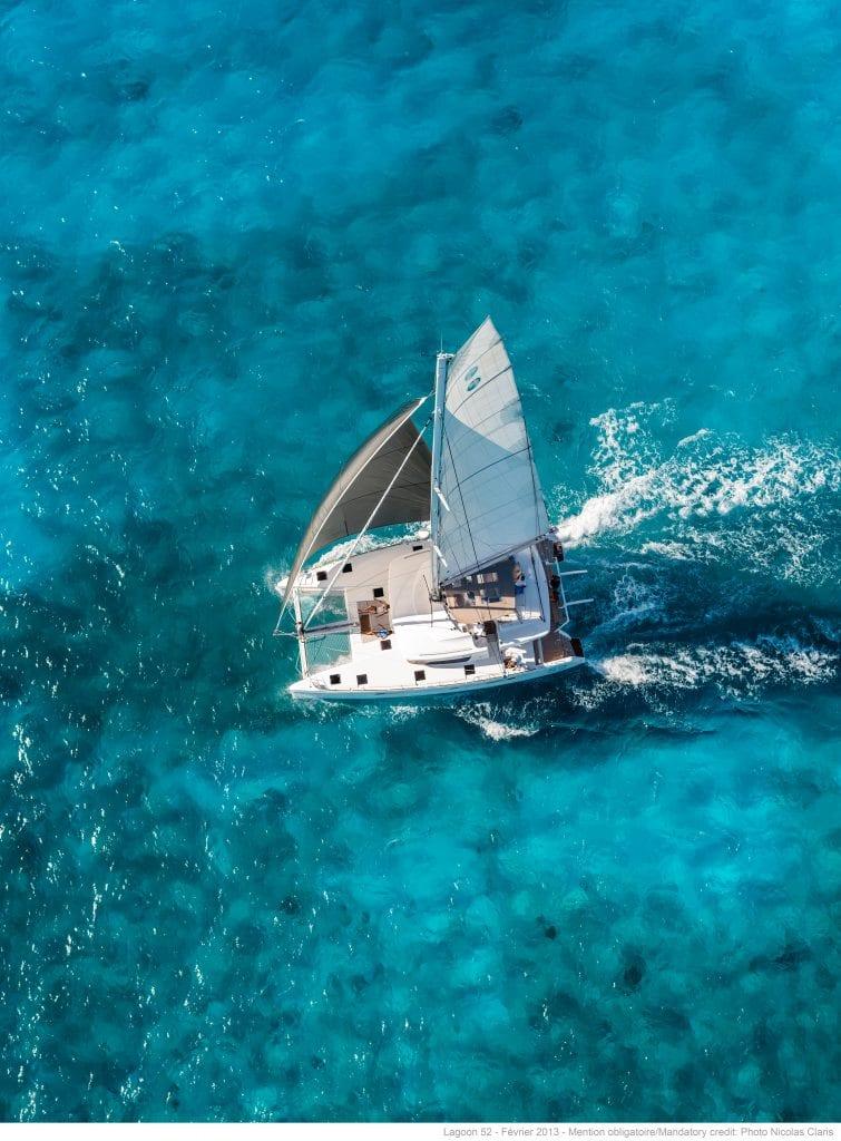 LAGOON 52 F - Stream Yachts