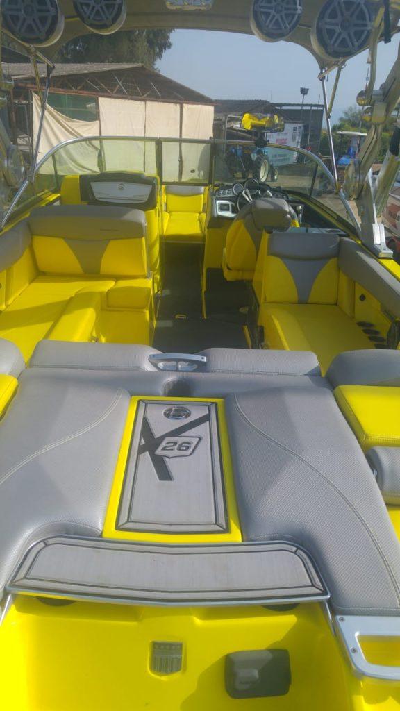סירת סקי MASTERCRAFT X26 - סטרים יאכטות