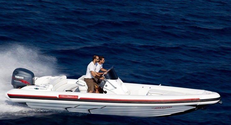 סירה חצי קשיחה TECHNOHULL SEADRUG 688 - סירה חצי קשיחה TECHNOHULL seaDRUG 688 - סטרים יאכטות