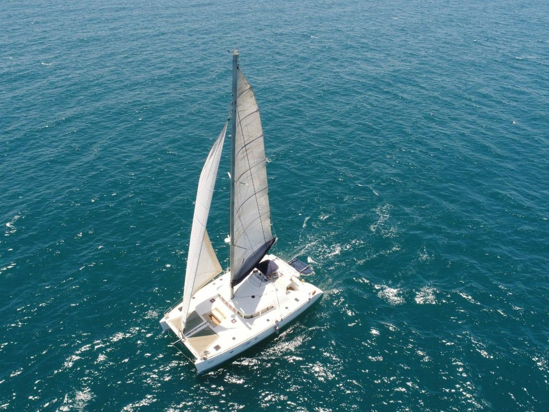 יאכטה Lagoon 500 יד שניה - LAGOON 500 - Stream Yachts