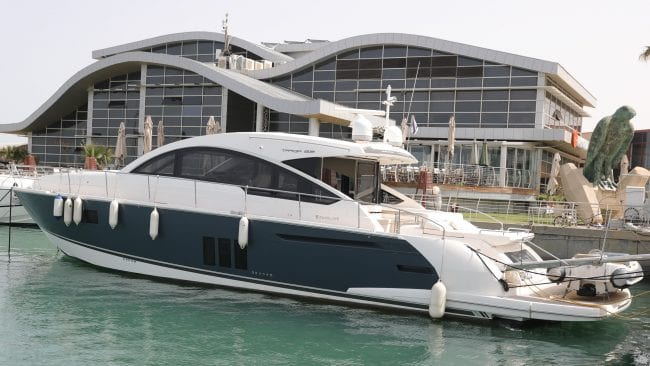 יאכטה מנועית fairline Targa 62 - יד שניה