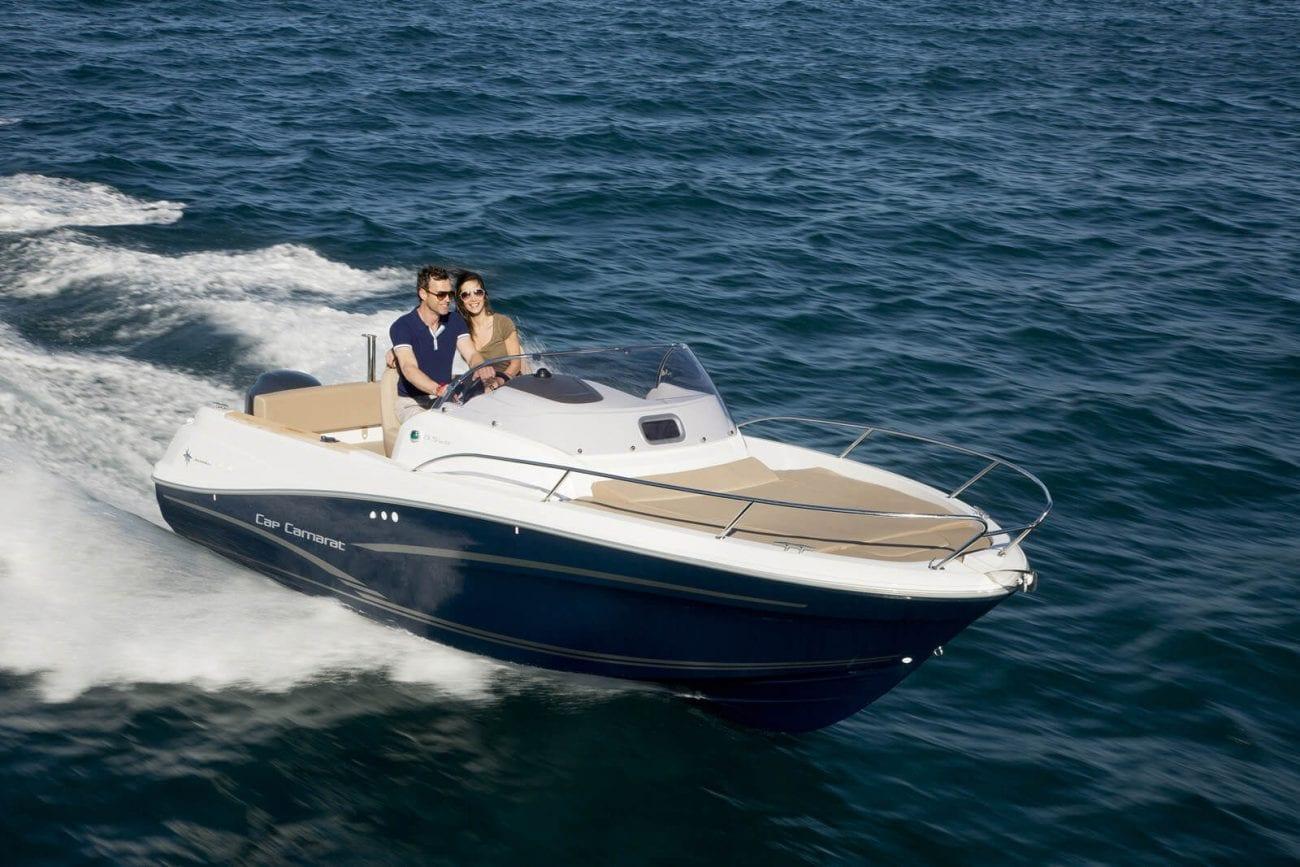 סירת מנוע Jeanneau Cap Camarat 6.5WA