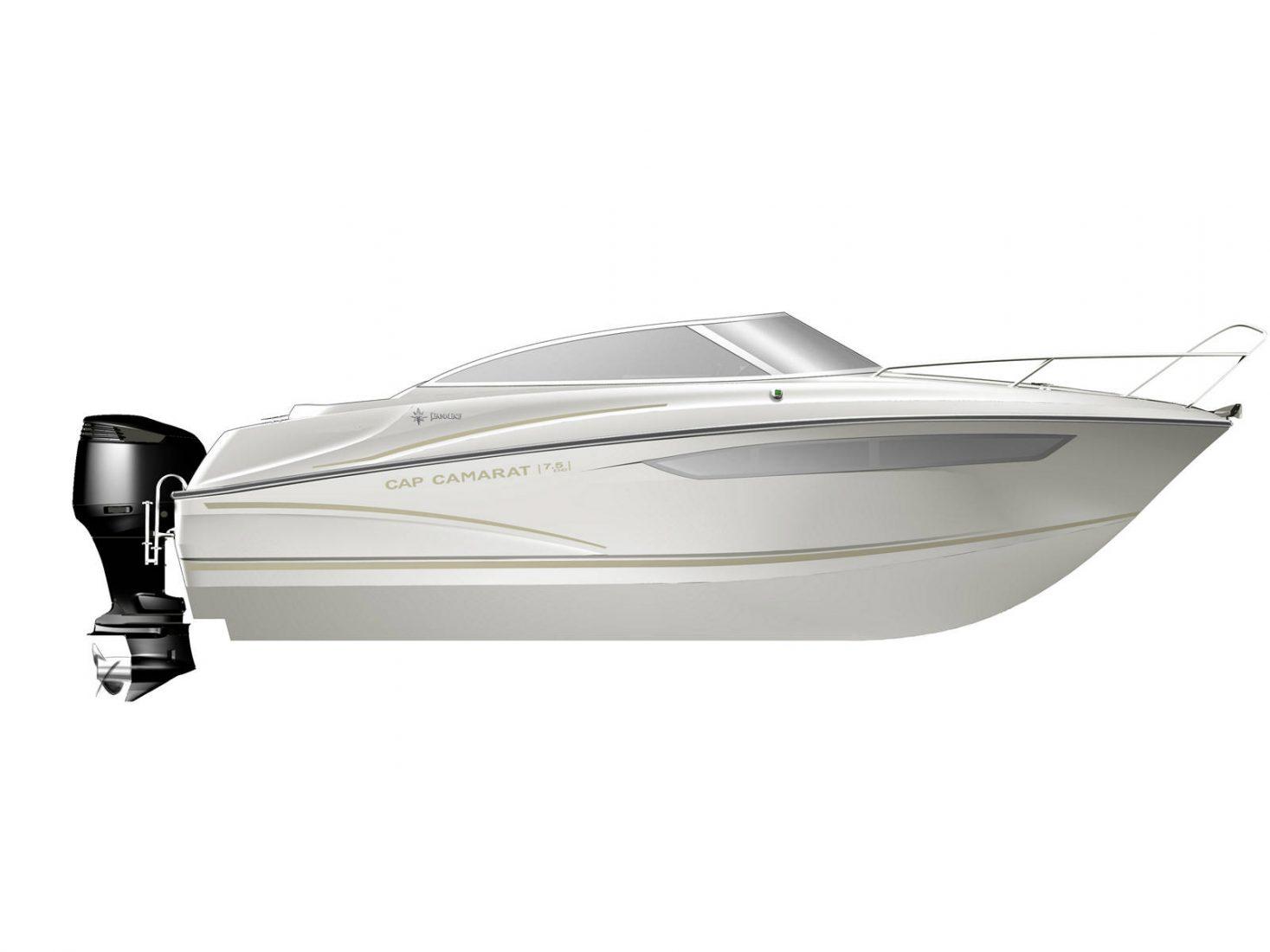 סירת מנוע JEANNEAU CAP CAMARAT 7.5DC - סטרים יאכטות