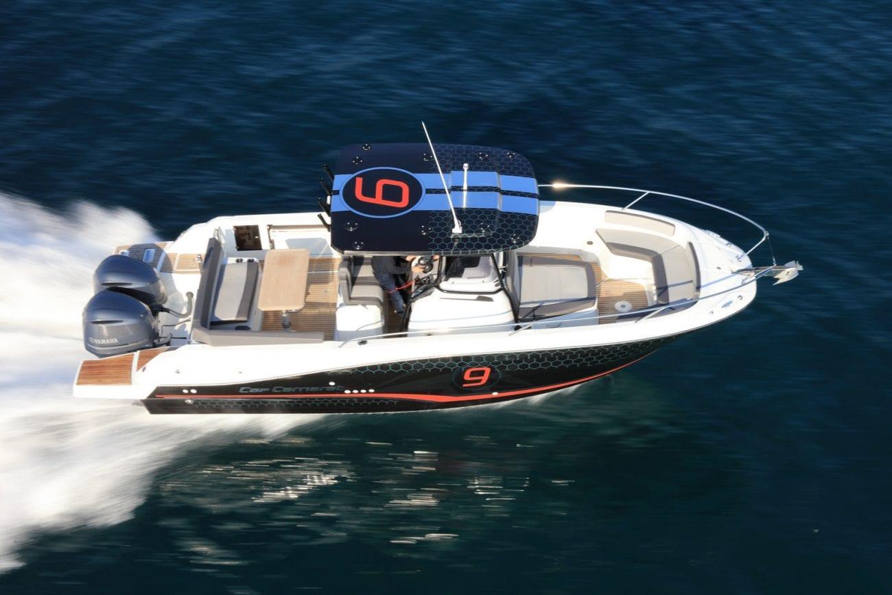 סירת מנוע JEANNEAU CAP CAMARAT 9.0CC