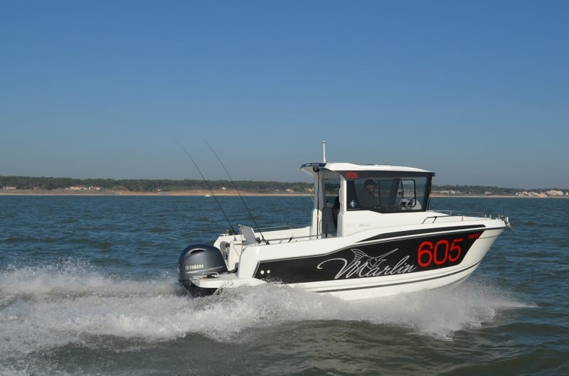 JEANNEAU MERRY FISHER 605 MARLIN - סטרים יאכטות