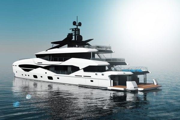 יאכטה Sunseeker Yacht 161