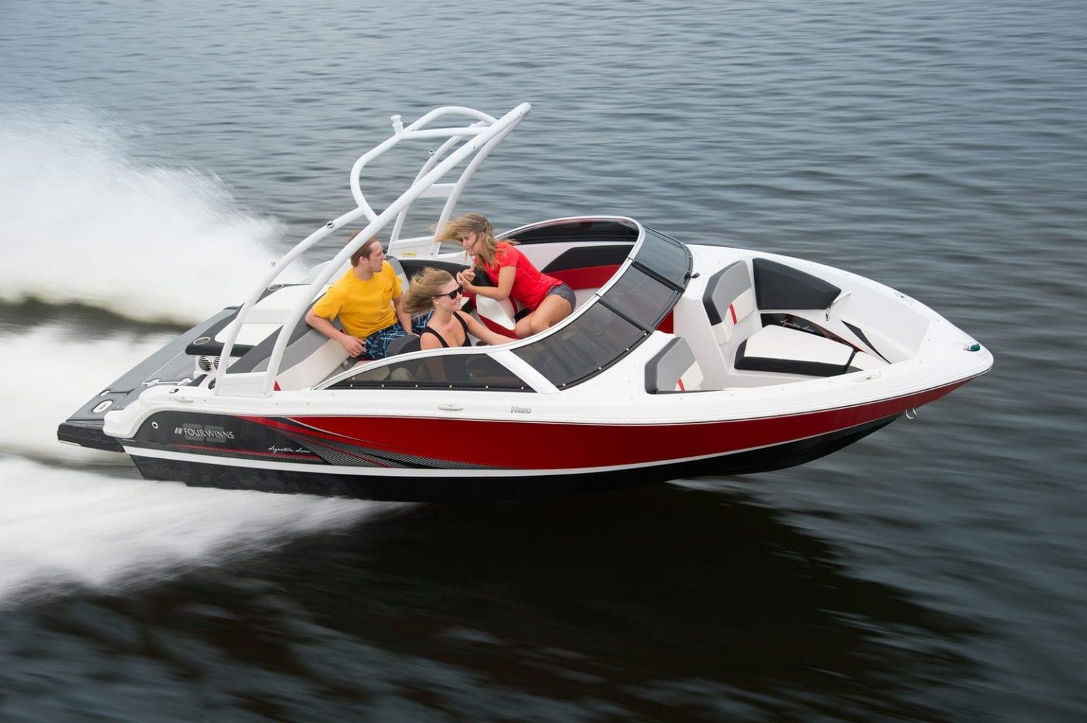סירת ספורט דגם Four Winns 180 - סטרים יאכטות - סירת ספורט דגם Four Winns 180 - סטרים יאכטות