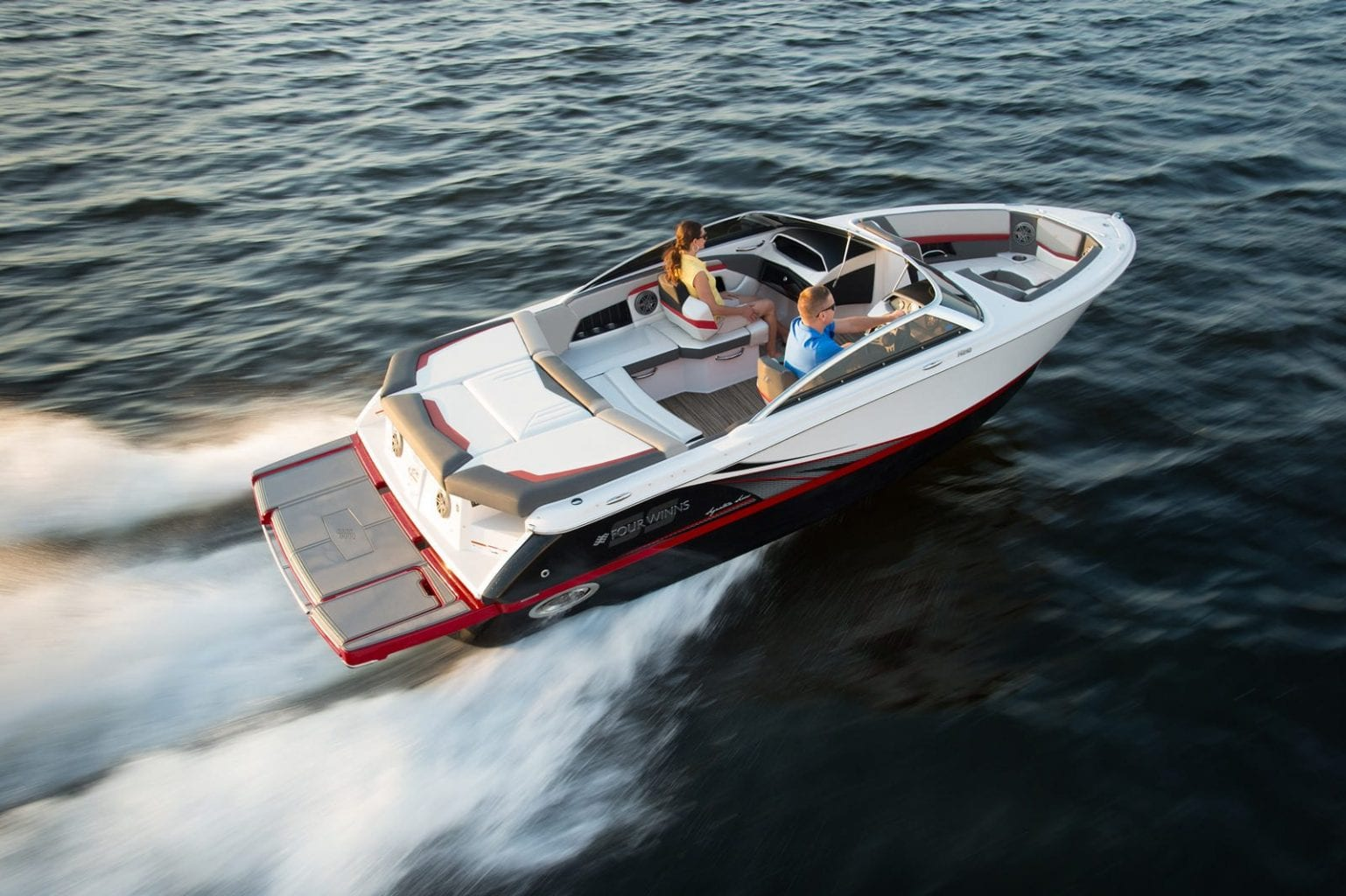 סירת מנוע (ספורט) Four Winns 210 - Four Winns 210 - Stream Yachts