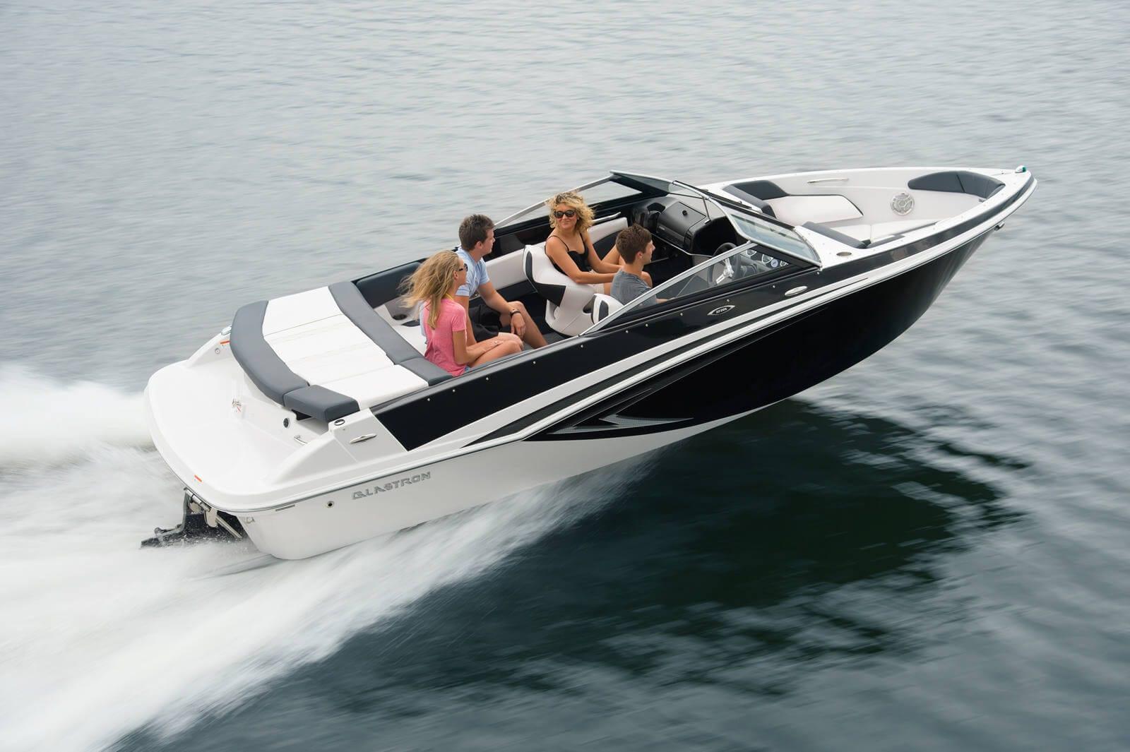 סירת ספורט Glastron 205 - סירת ספורט Glastron 205 GT/GTS - סטרים יאכטות