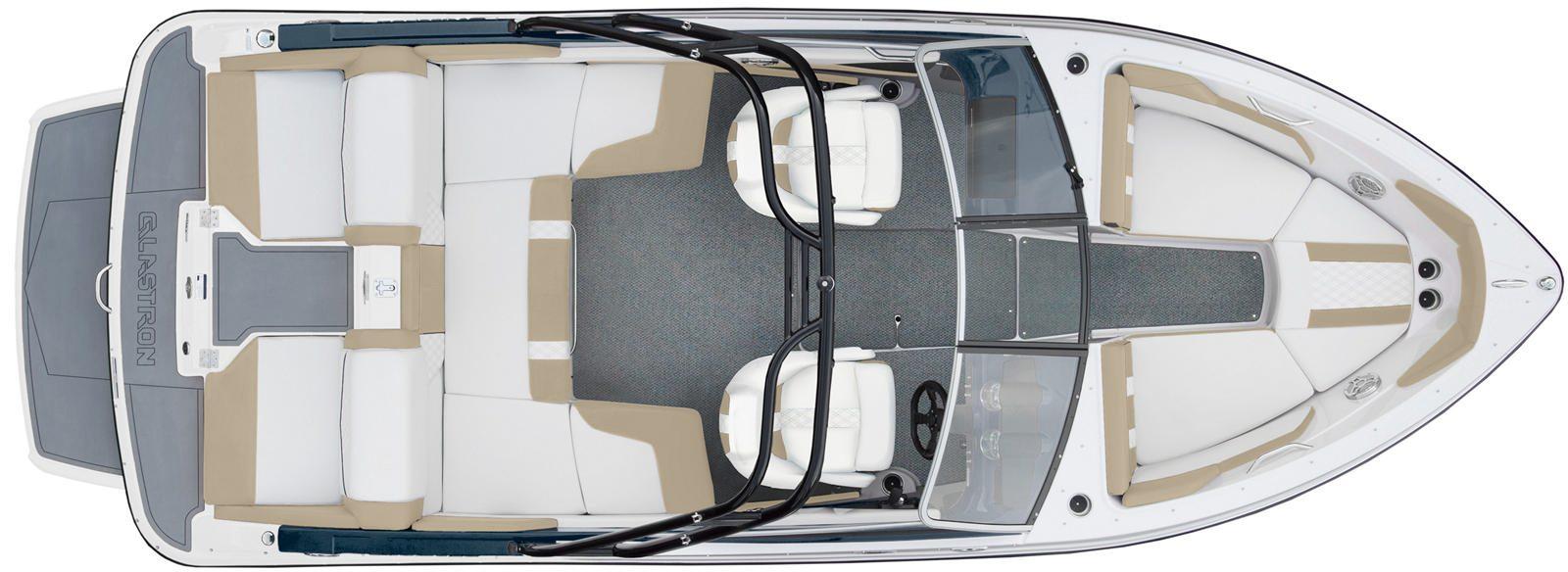 סירת ספורט Glastron 207 - סטרים יאכטות