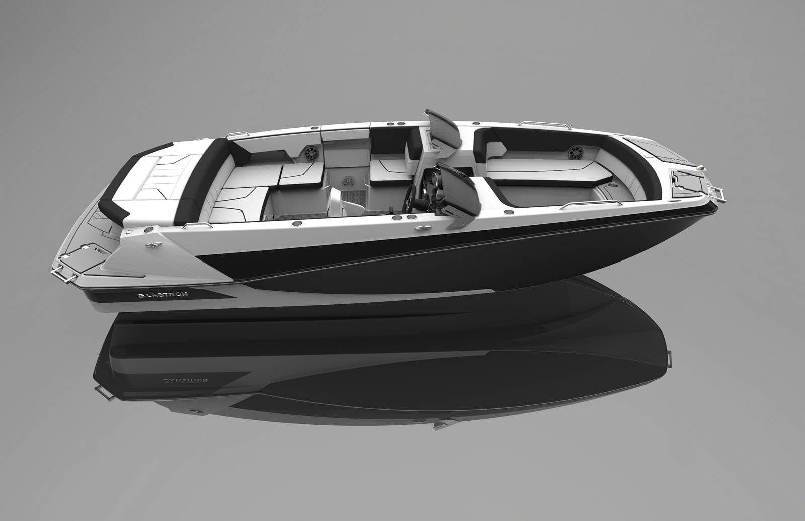 סירת ספורט Glastron GTD 225 - סטרים יאכטות