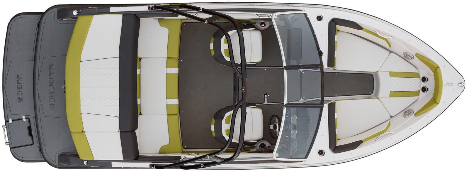 סירת ספורט Glastron 205 GT/GTS - סטרים יאכטות