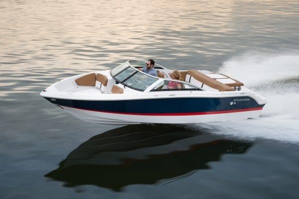 סירת ספורט דגם Four Winns 180 - סטרים יאכטות