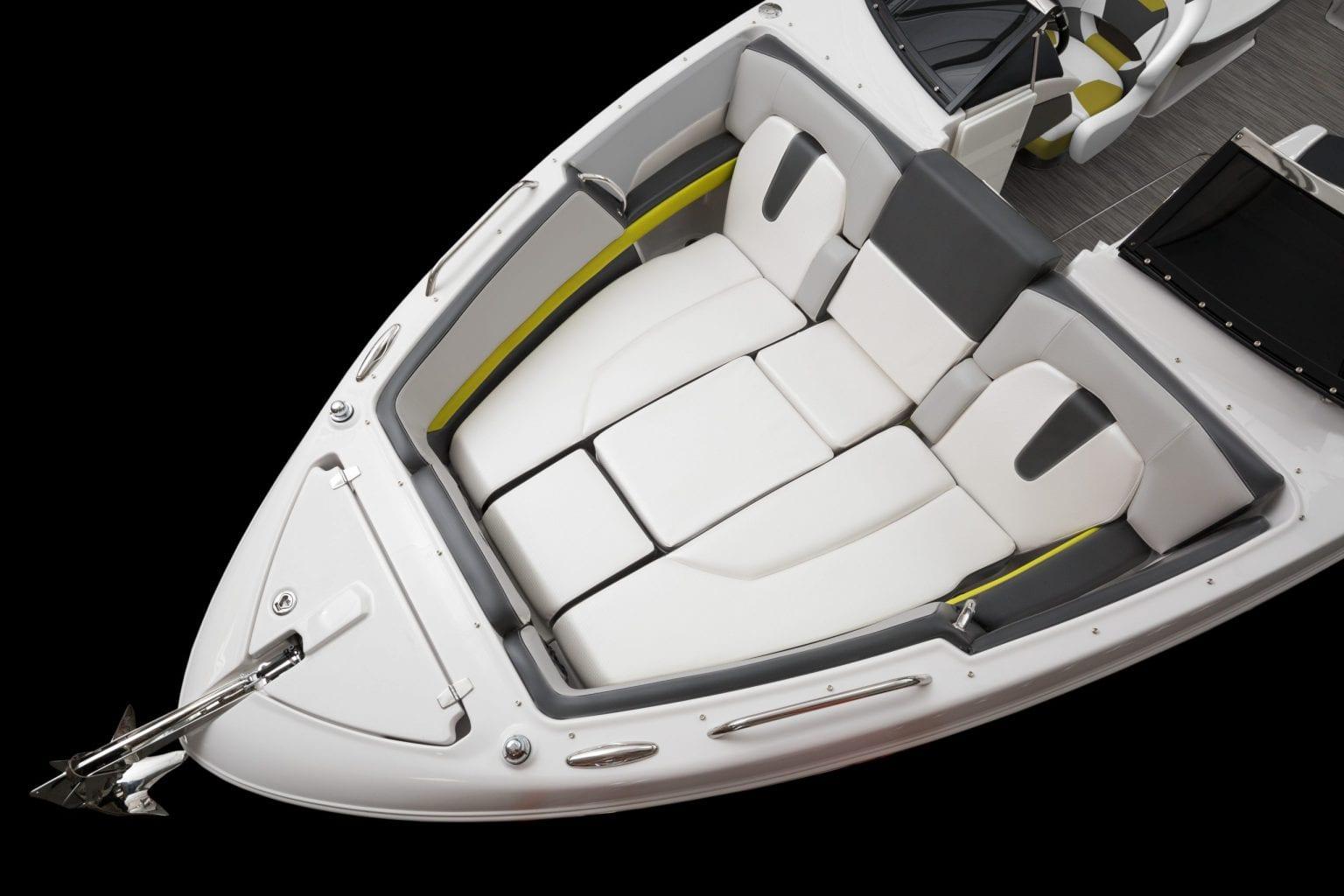 סירת מנוע (ספורט) Four Winns 260 - סטרים יאכטות