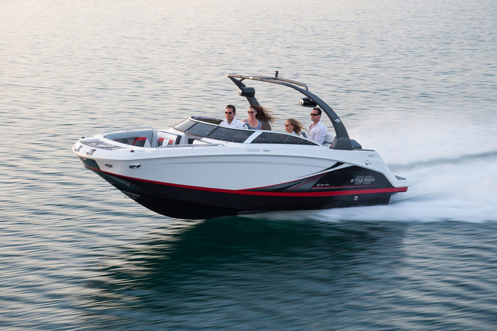 סירת מנוע (ספורט) Four Winns 220 - סירת מנוע (ספורט) Four Winns 220 - סטרים יאכטות