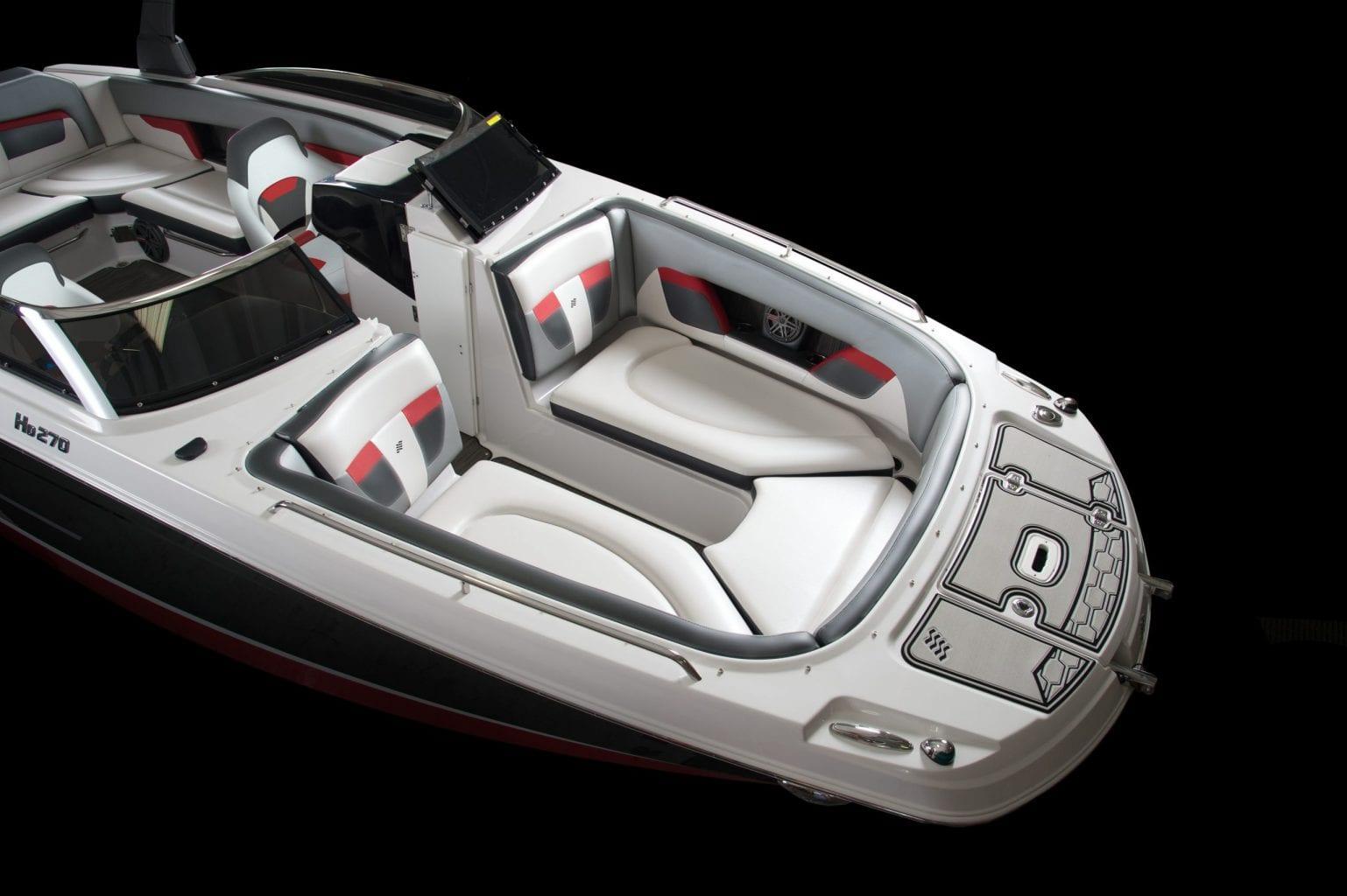 סירת מנוע (ספורט) Four Winns 270 - סטרים יאכטות