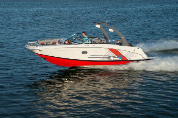 סירת מנוע (ספורט) Four Winns 270
