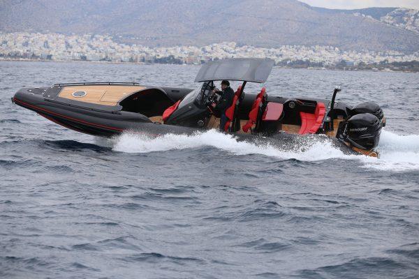 סירת ספורט GLASTRON GTD 205