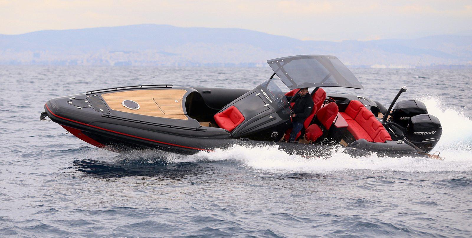 TECHNOHULL seaDNA999G5 - Stream Yachts