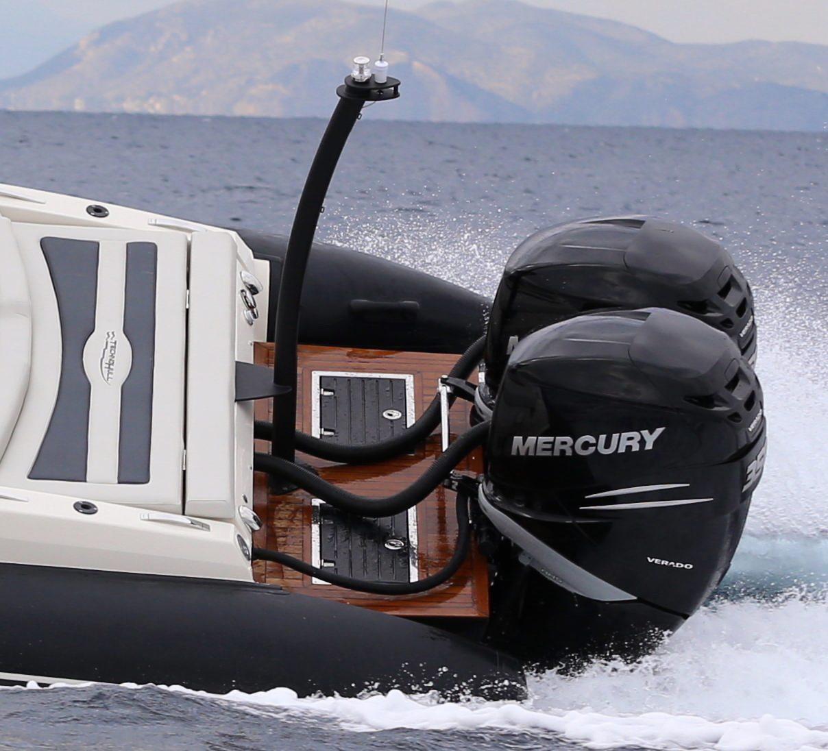 סירה חצי קשיחה TECHNOHULL ATTITUDE 35 - סטרים יאכטת - TECHNOHULL ATTITUDE 35 - Stream Yachts