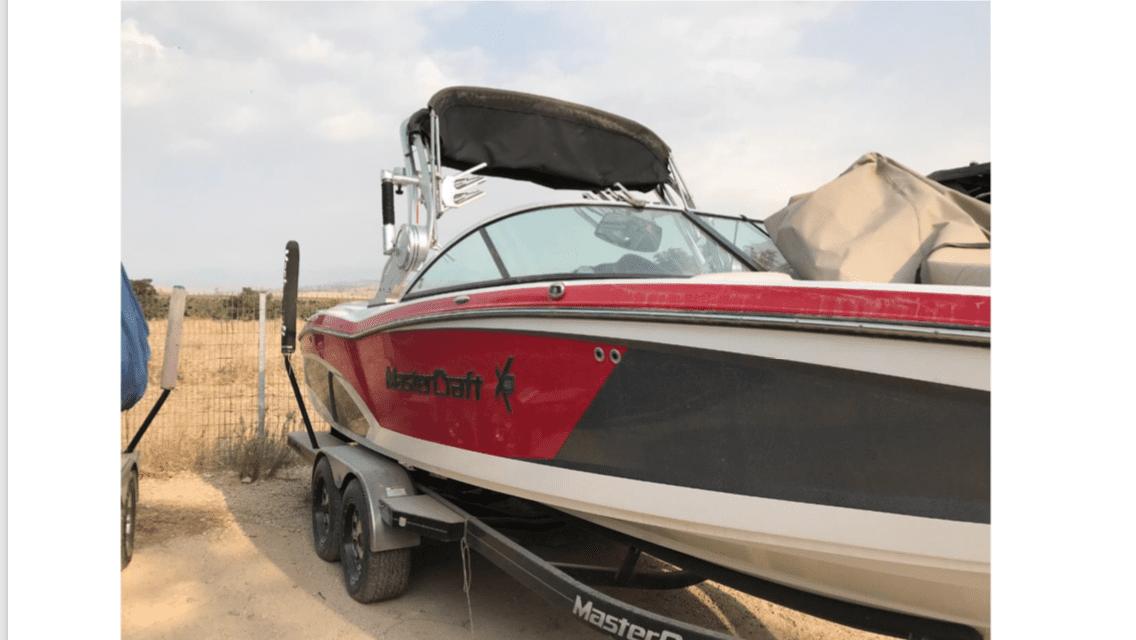 סירת סקי MASTERCRAFT X46 - סטרים יאכטות