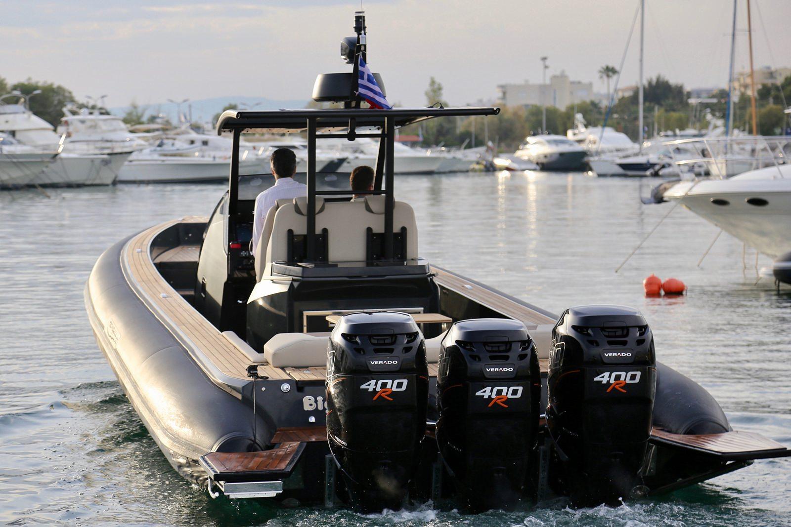 סירה חצי קשיחה TECHNOHULL OMEGA 45 - סירה חצי קשיחה TECHNOHULL OMEGA 45 - סטרים יאכטות