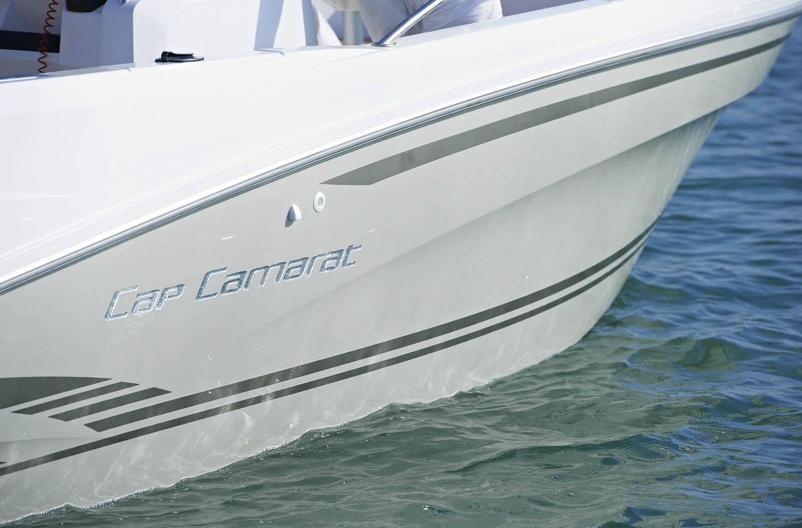 סירת מנוע Jeanneau Cap Camarat 6.5cc - סירת מנוע Jeanneau Cap Camarat 6.5cc - סטרים יאכטות
