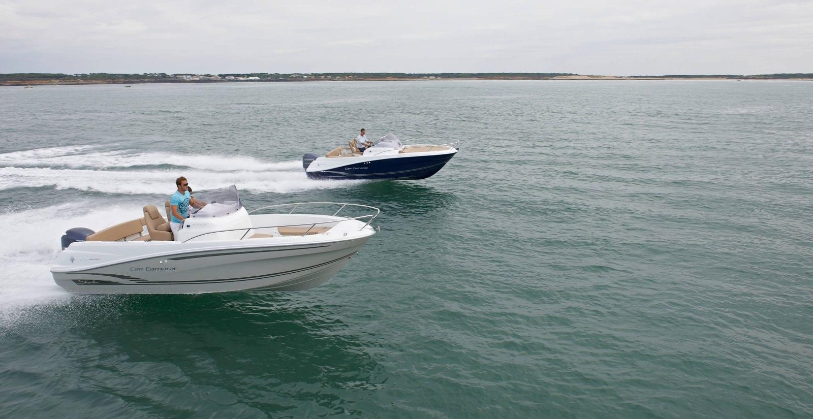 סירת מנוע Jeanneau Cap Camarat 6.5WA - סירת מנוע Jeanneau Cap Camarat 6.5WA - סטרים יאכטות