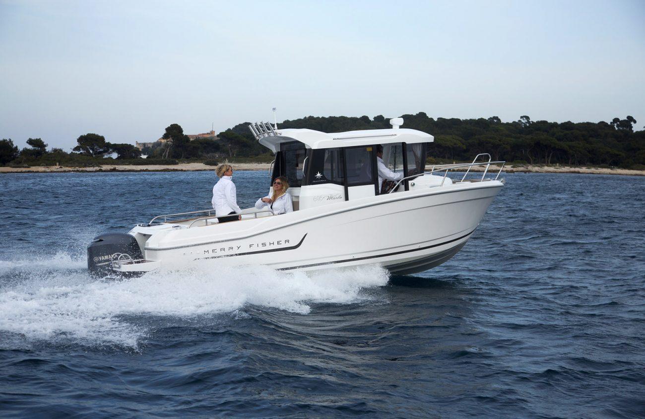 סירת מנוע JEANNEAU MERRY FISHER 695 Marlin