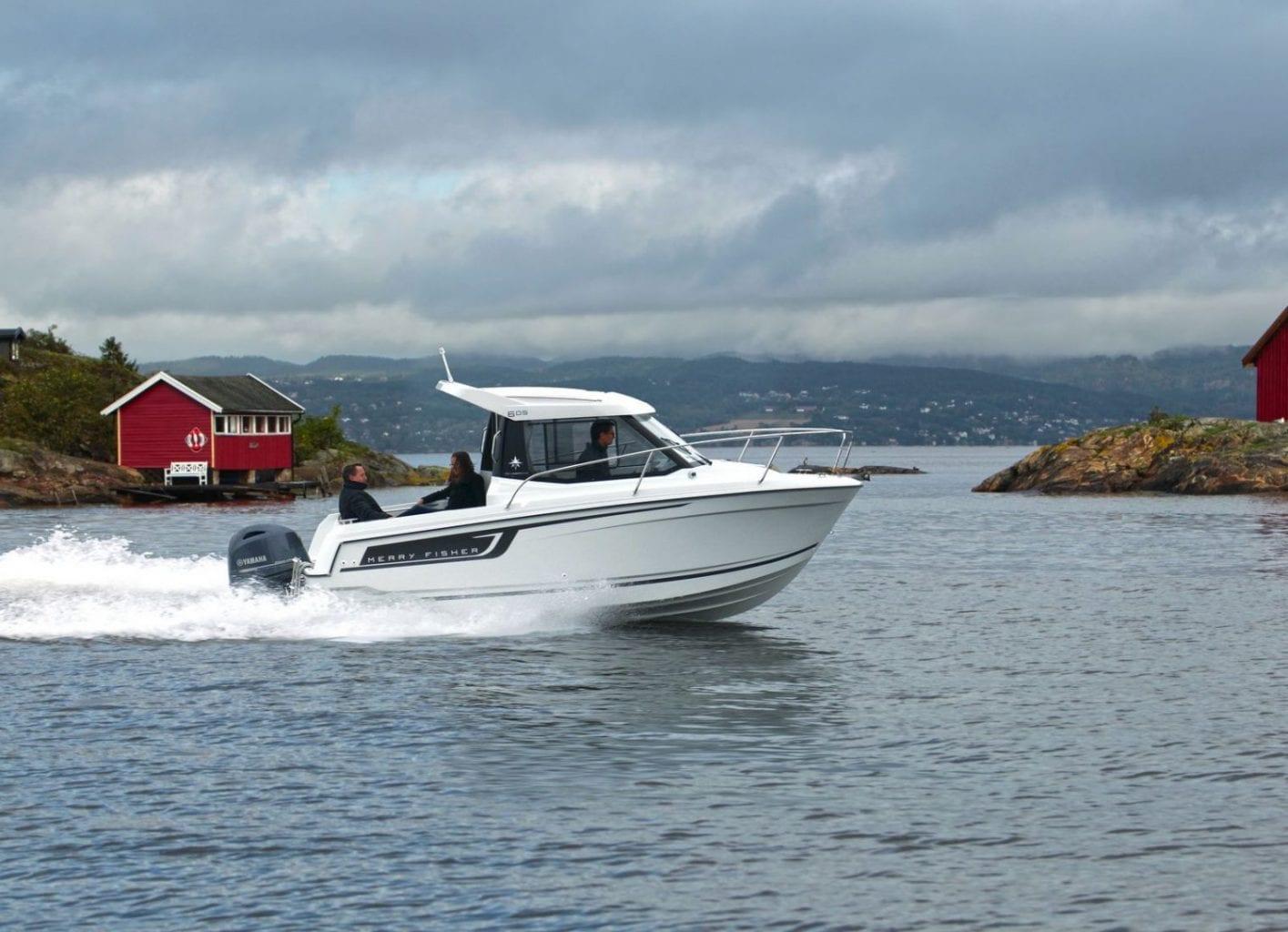 סירות דיג יד שניה למכירה - סטרים יאכטות