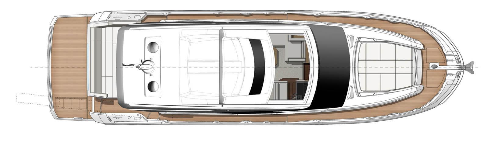 SPORT-LINE PRESTIGE 520S - Stream Yachts